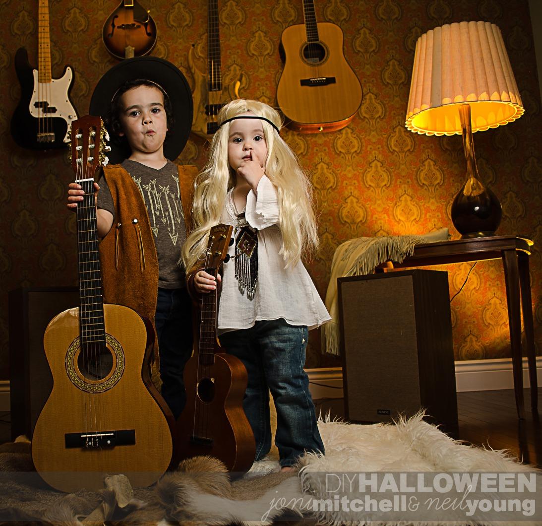 DIY Canadian Icon Halloween Costumes