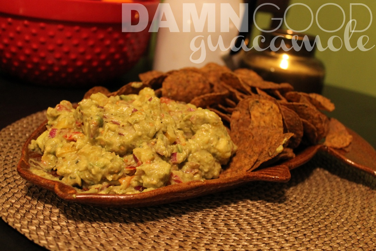 Damn Good Guacamole