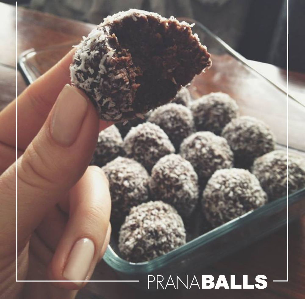 Prana Balls For Your Mouth